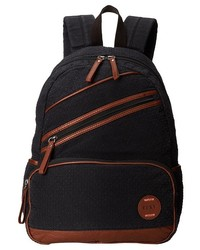Roxy Dawn Patrol Canvas Backpack