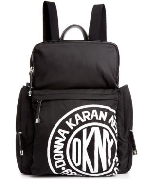 DKNY Active Nylon Backpack