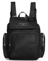 DKNY Large Nylon Backpack
