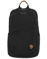 FjallRaven 20l Raven Techno Canvas Backpack