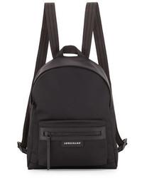 Longchamp Le Pliage No Small Backpack Black