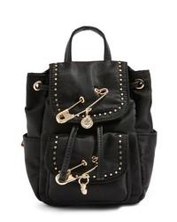 Topshop Pandy Pin Mini Backpack