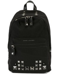 Marc Jacobs Recruit Chipped Studs Canvas Backpack