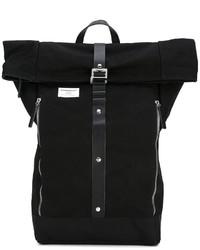 SANDQVIST Rolf Waxed Backpack