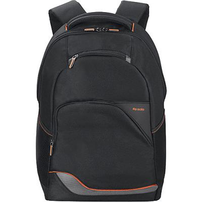 SOLO Vector 16 Laptop Backpack Black | Where to buy & how to wear