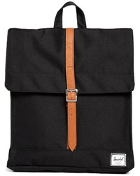 Herschel Supply Co City Backpack In Black