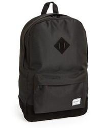 Herschel Supply Co Heritage Suede Backpack