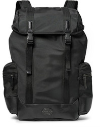 7e911a2c71 Polo Ralph Lauren Thompson Leather Trimmed Water Repellant Canvas Backpack