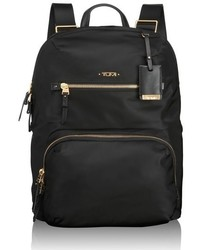 Voyageur halle nylon backpack black medium 664365