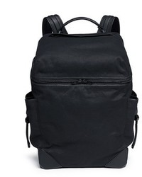 Alexander Wang Wallie Waxy Paper Leather Backpack