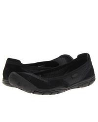 Keen Mercer Ballerina Cnx Shoes Black