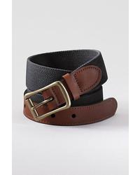 Classic Elastic Surcingle Belt Khaki4xl