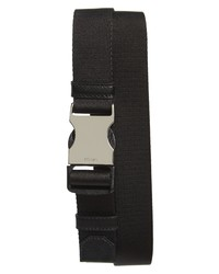 Prada Nastro Nylon Web Belt
