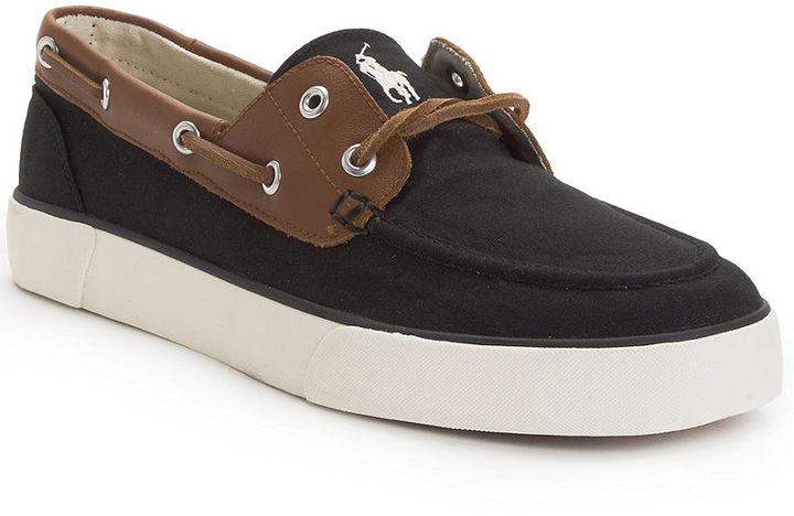 ... Canvas Boat Shoes Polo Ralph Lauren Rylander Boat Shoes ...