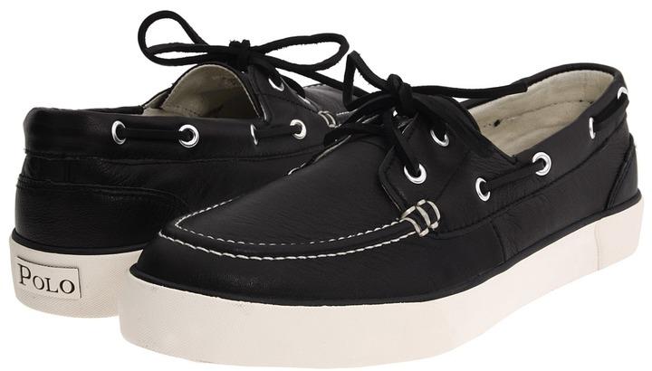 ... Canvas Boat Shoes Polo Ralph Lauren Sander ...