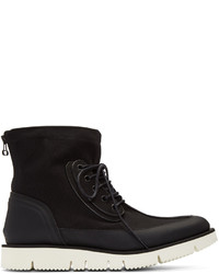 Oamc Black Aviator Boots