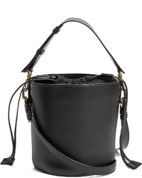 J.W.Anderson Bucket Leather And Canvas Tote