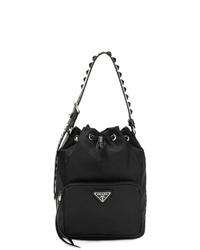 Prada New Vela Bucket Bag