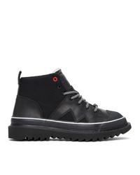 Diesel Black H Shiroki Dbbx Boots
