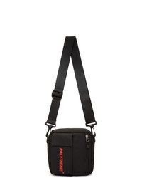 Polythene* Optics Black Essential Crossbody Bag