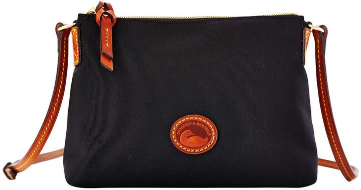 fced3b25b Dooney & Bourke Nylon Crossbody Pouchette, $51 | Dooney & Bourke ...