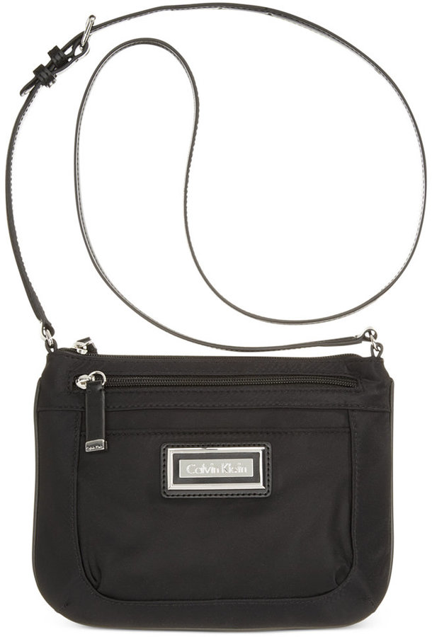 Bags Calvin Klein Dressy Nylon Crossbody