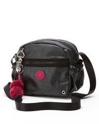 Juicy Couture Mix Master Coated Canvas Crossbody Bag