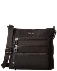 Calvin Klein Nylon Crossbody Cross Body Handbags