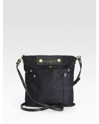 e50bc31d37be Women s Black Canvas Crossbody Bags by Marc by Marc Jacobs