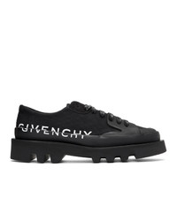 Givenchy Black Clapham Derbys