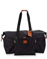 Bric's 22 Inch Two Piece Duffel Shoulder Bag Set