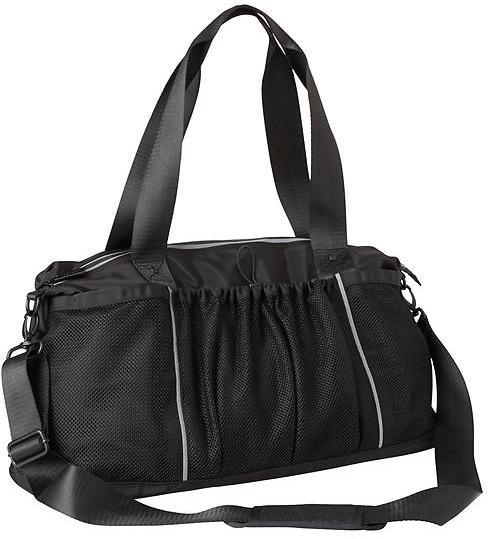 b1a878173 ... Black Canvas Duffle Bags Athleta Go To Gym Bag ...