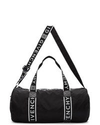 Givenchy Black Gym Duffle Bag
