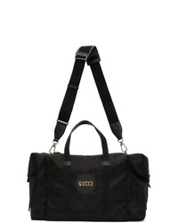 Gucci Black Off The Grid Duffle Bag