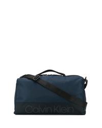 Men S Black Canvas Duffle Bags By