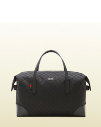 Gucci Original Gg Canvas Carry On Duffle Bag