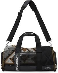 Diesel Paneled Yavi Bag