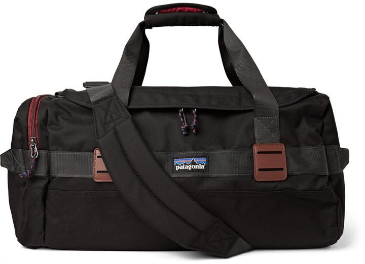 Black Canvas Duffle Bags Patagonia Arbor 30l Bag