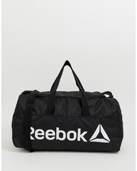 Reebok Training Active Core Holdall Bag In Black Dn1521