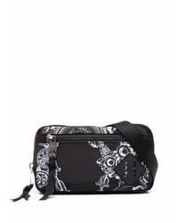 VERSACE JEANS COUTURE Baroque Pattern Print Belt Bag