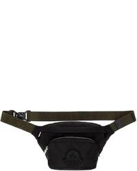 Moncler Black Durance Belt Bag