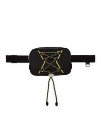 Givenchy Black Logo Bond Bum Bag