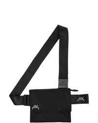 A-Cold-Wall* Black Utility Crossbody Pouch