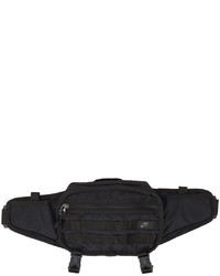 Nike Black Waterproof Sportswear Rpm Belt Bag
