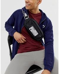 Puma Bum Bag In Black