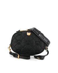 Moschino Embroidered Bear Belt Bag