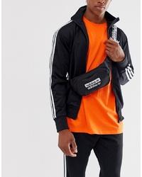 adidas Originals Vocal Logo Bumbag In Black