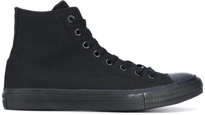 3bfa80a15a6c ... Canvas High Top Sneakers Converse Lace Up Hi Tops