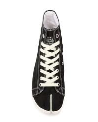 Maison Margiela Tabi Hi Top Sneakers