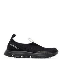 Salomon Black Limited Edition Rx Moc Advanced Sneakers